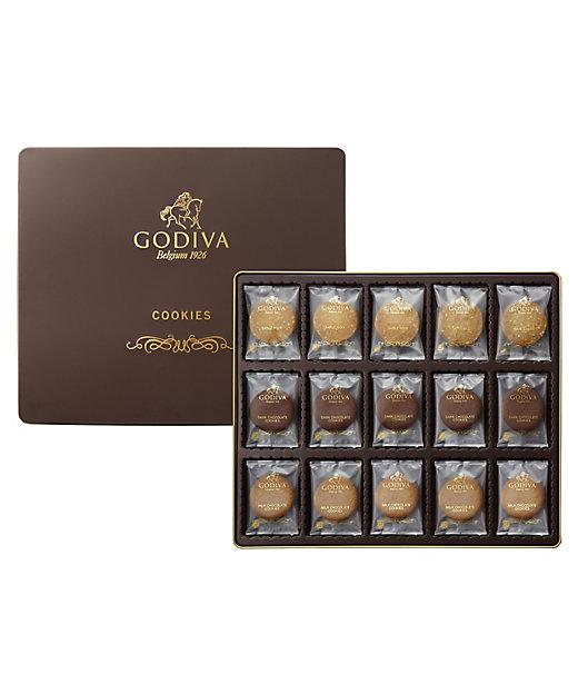 <GODIVA/ゴディバ>【クッキー】クッキーアソートメント55枚入(洋菓子)【三越伊勢丹/公式】