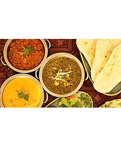 印度料理シタール/インドリョウリシタール 印度料理シタールカレー&ナンセット