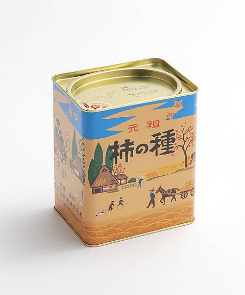 <浪花屋製菓> 新潟柿の種 進物缶 KT05(和菓子)【三越・伊勢丹/公式】