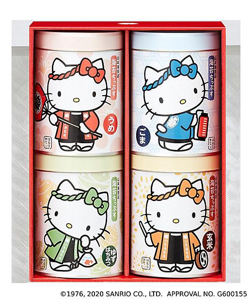 <山本海苔店/ヤマモトノリテン> はろうきてぃ海苔ちっぷす4缶セット(RKT2A4)【三越伊勢丹/公式】