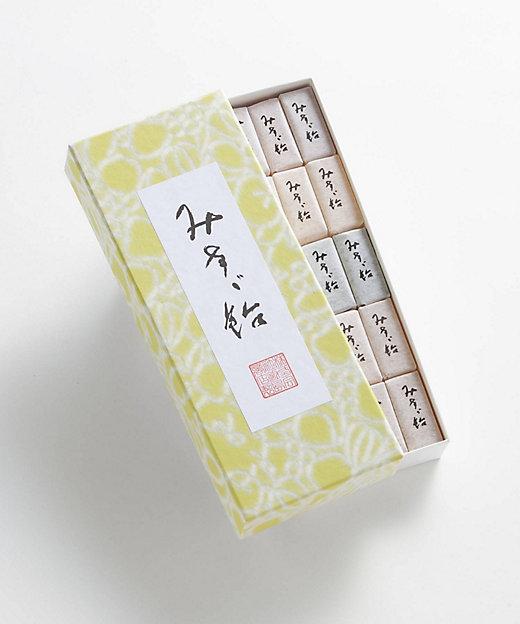 <飯島商店/イイジマショウテン> 長野みすゞ飴 和紙40粒(和菓子)【三越伊勢丹/公式】