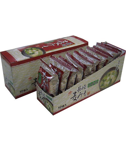 <あぶまた味噌/アブマタミソ> チョーコー FD長崎麦みそ 10食【三越伊勢丹/公式】