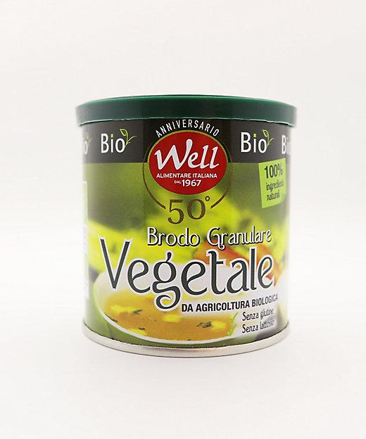 <WELL> ビオロジコ野菜ブロード(洋風スープの素)【三越伊勢丹/公式】