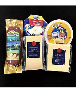 お買得チーズセット