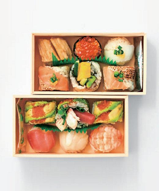 <Sushi Avenue K's/スシ・アベニュー・ケイズ>【店頭受取/新宿】ROLL de 玉手箱【三越伊勢丹/公式】