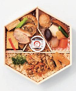 亀戸升本/カメイドマスモト 【店頭受取/新宿】すみだ川(あさり飯)