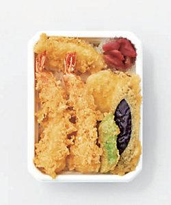 【店頭お受け取り商品】天丼弁当(竹)