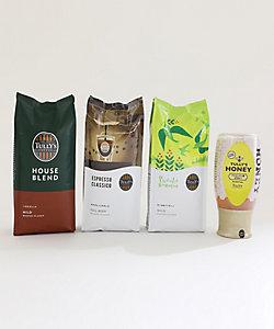 TULLYS COFFEE /タリーズコーヒー ハニーコーヒーセット