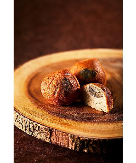 <L'OLIOLI 365 by Aniversary/ロリオリ365バイアニバーサリー> 丸ごと栗のパウンドケーキ 4個入り(洋菓子)【三越伊勢丹/公式】