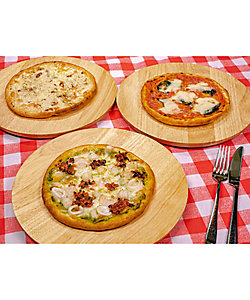 DINING+CAFE&BAR閏/ダイニング+カフェ&バーウルウ 人気のピッツァモンタナーラ3種のセット