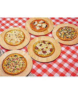 DINING+CAFE&BAR閏/ダイニング+カフェ&バーウルウ 人気のピッツァモンタナーラ5種のセット