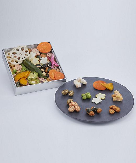 <tamayose/タマヨセ> ふきよせ しょっぱい缶(和菓子)【三越伊勢丹/公式】