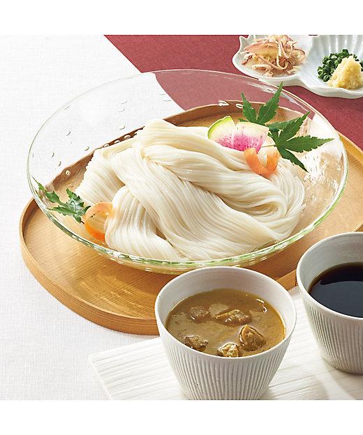 【お中元】【送料無料】×三輪素麺・つゆ詰合せ【三越伊勢丹/公式】