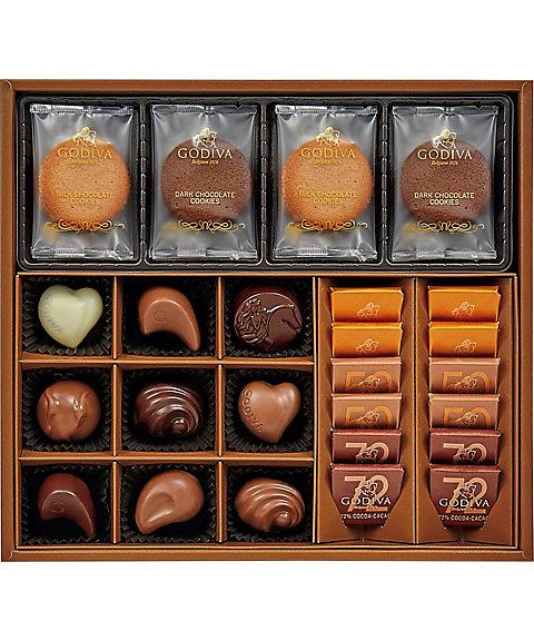 【お中元】【送料無料】<ゴディバ> クッキー&チョコレートアソートメント(洋菓子)【三越・伊勢丹/公式】