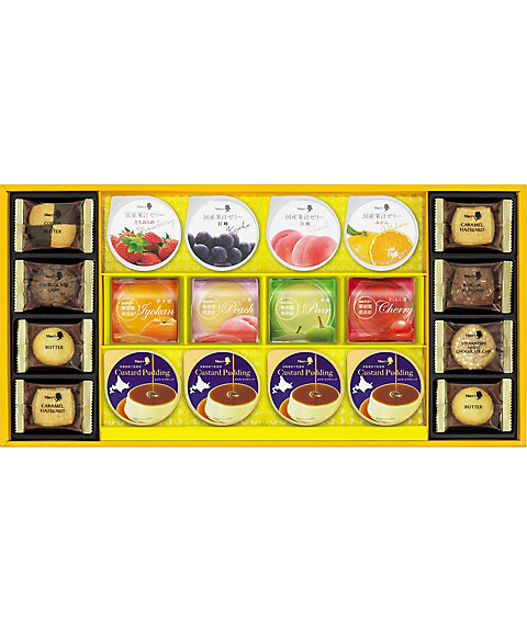 【お中元】【送料無料】<彩果の宝石> デザートバラエティ(洋菓子)【三越・伊勢丹/公式】