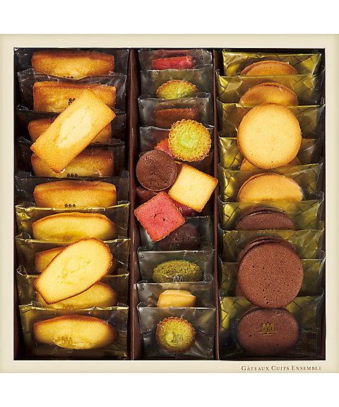 【お中元】【送料無料】<メリーチョコレート> ガトー・キュイ・アンサンブル(洋菓子)【三越・伊勢丹/公式】