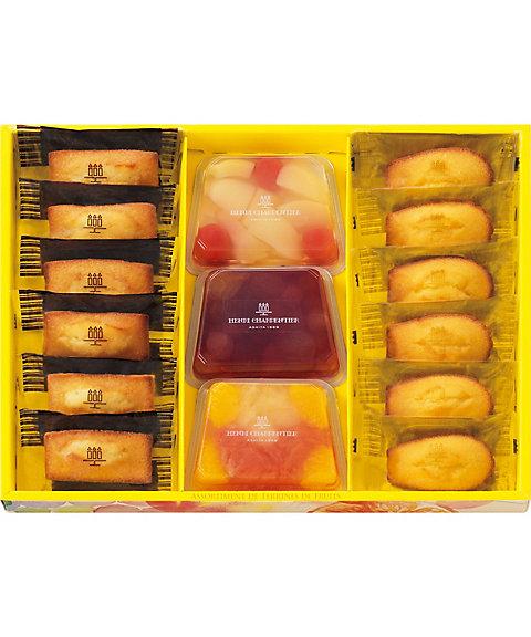【お中元】【送料無料】<メリーチョコレート> テリーヌ・ドゥ・フリュイ・アソート(洋菓子)【三越・伊勢丹/公式】