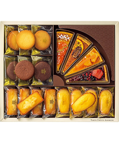 【お中元】【送料無料】<メリーチョコレート> タルト・フリュイ・アソート(洋菓子)【三越・伊勢丹/公式】