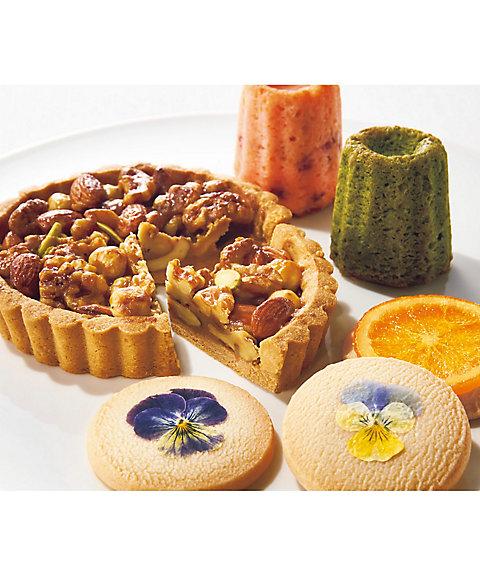 【お中元】【送料無料】<ID47> ×タルト&クッキーセット(洋菓子)【三越・伊勢丹/公式】