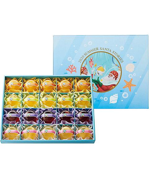 【お中元】【送料無料】<ロイスダール> フルーツゼリー詰合せ(洋菓子)【三越・伊勢丹/公式】