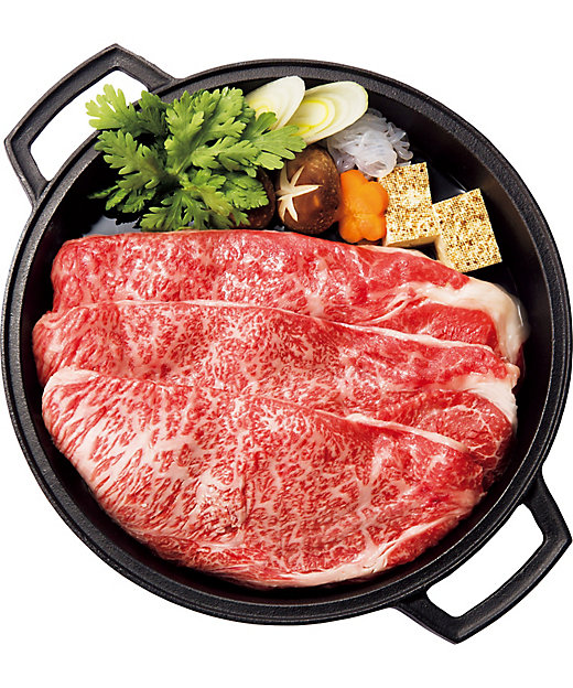【お中元】【送料無料】松阪牛 すき焼・焼肉用【三越伊勢丹/公式】