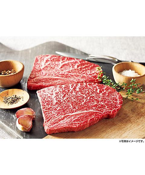 【お中元】【送料無料】<オーシャンファーム> 松阪牛 もも肉ステーキ用【三越・伊勢丹/公式】