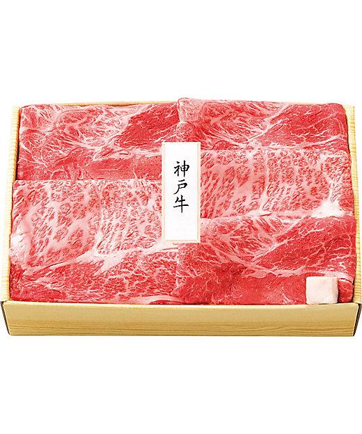 [お中元][送料無料]神戸牛 すき焼・焼肉用[三越伊勢丹/公式]