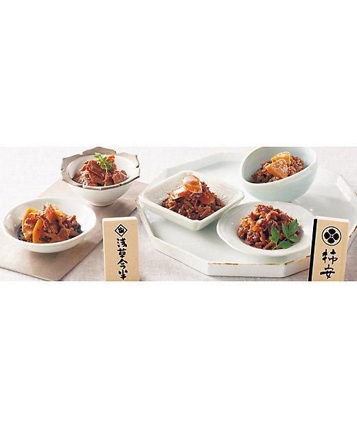 【お中元】【送料無料】牛肉佃煮セット【三越伊勢丹/公式】