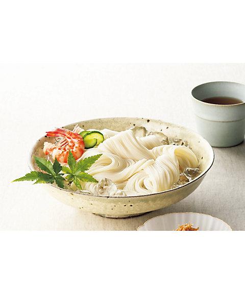 【お中元】<山ばな 平八茶屋> 素麺とつゆの詰合せ 【三越・伊勢丹/公式】
