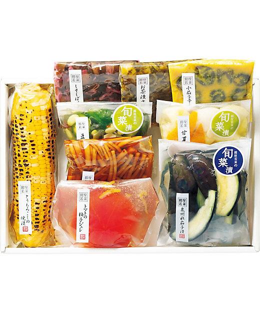 【お中元】夏野菜のおつけもの《東京》 【三越伊勢丹/公式】