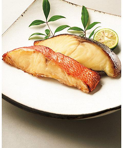 【お中元】<魚勢> 越乃寒梅酒粕・西京味噌ブレンド漬魚詰合せ 【三越・伊勢丹/公式】
