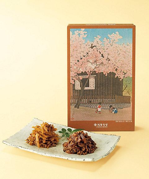【お中元】<甚助> 東京国立博物館 限定ギフト牛肉佃煮詰合せ 【三越・伊勢丹/公式】