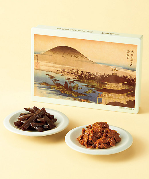 【お中元】東京国立博物館 限定ギフト湯葉の佃煮ときゃら蕗 【三越伊勢丹/公式】