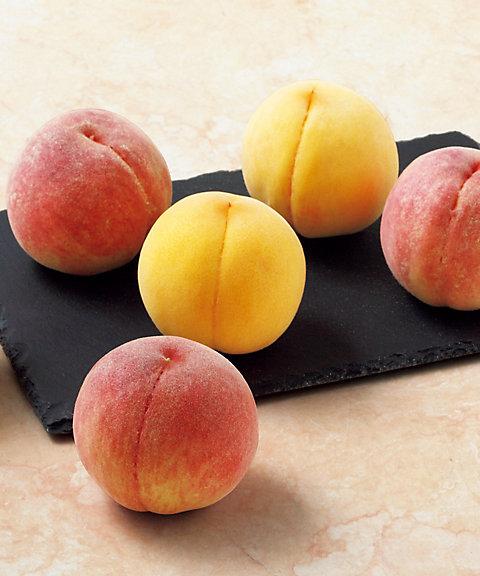 【お中元】<サン・フルーツ> 桃セット ※収穫出来次第のお届け・送料有料【三越・伊勢丹/公式】
