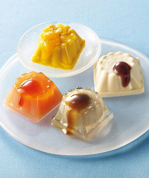 【お中元】<円果天> 水晶月餅 (和菓子)【三越・伊勢丹/公式】
