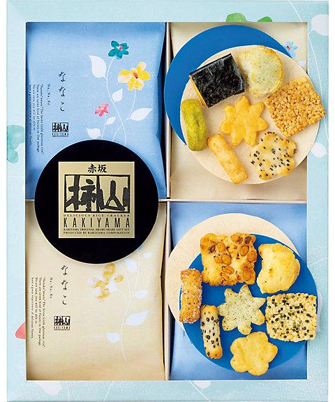 【お中元】<赤坂柿山> ななこ 夏 (和菓子)【三越・伊勢丹/公式】