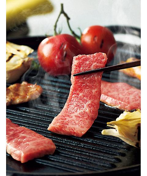 【お中元】鹿児島県産 黒毛和牛 薩摩牛特選霜降り焼き肉用 【三越・伊勢丹/公式】
