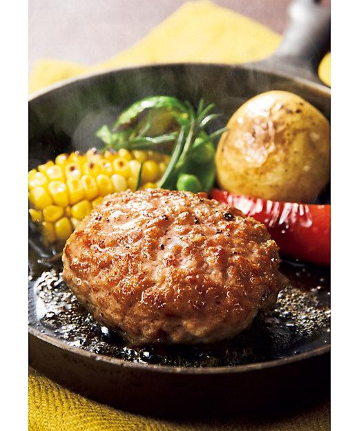 [お中元]100%ラム肉ハンバーグ [三越伊勢丹/公式]