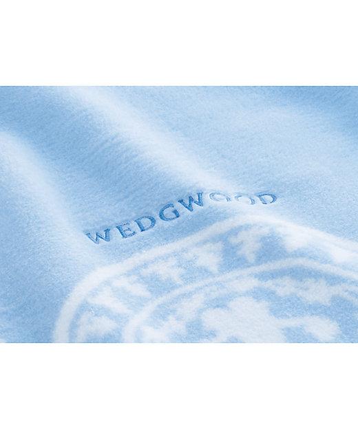 <ウェッジウッド(MIギフト)/ウェッジウッド> 綿毛布(毛羽部分)【三越伊勢丹/公式】