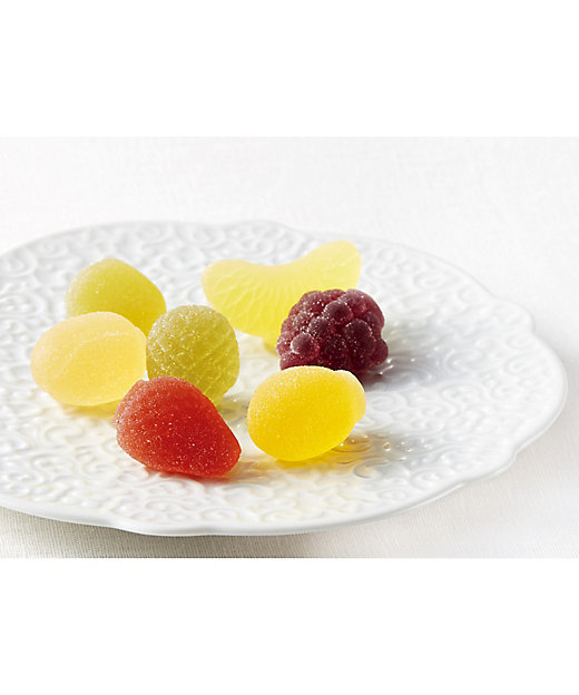 【送料無料】<彩果の宝石> プレミアムゼリーコレクション(洋菓子)【三越伊勢丹/公式】