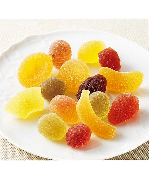 <彩果の宝石> フルーツゼリーコレクション(洋菓子)【三越伊勢丹/公式】