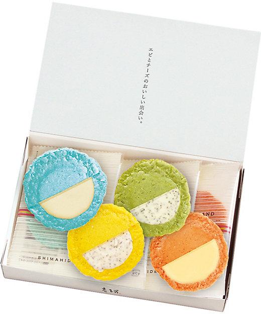クアトロえびチーズ(和菓子)【三越伊勢丹/公式】