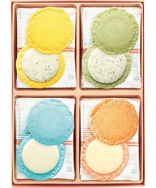 <志ま秀> クアトロえびチーズ(和菓子)【三越伊勢丹/公式】