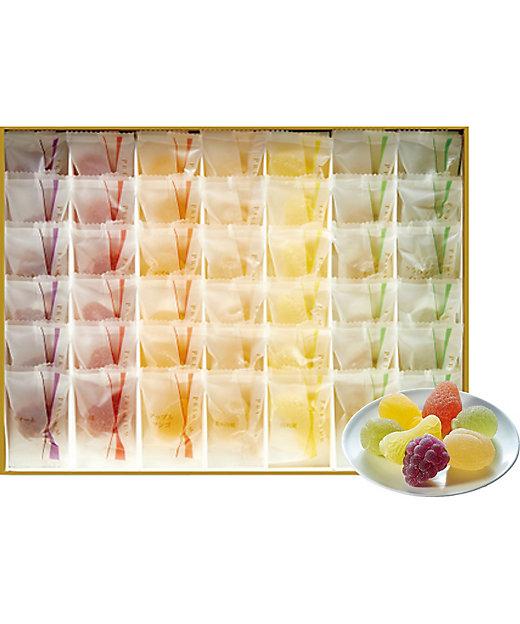 【お歳暮】【送料無料】<彩果の宝石> プレミアムゼリーコレクション(洋菓子)【三越伊勢丹/公式】