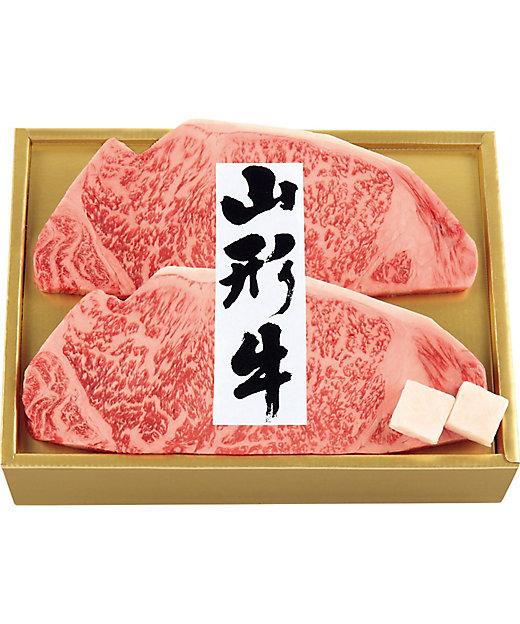 【お歳暮】【送料無料】山形県産山形牛 サーロイン肉ステーキ用【三越伊勢丹/公式】