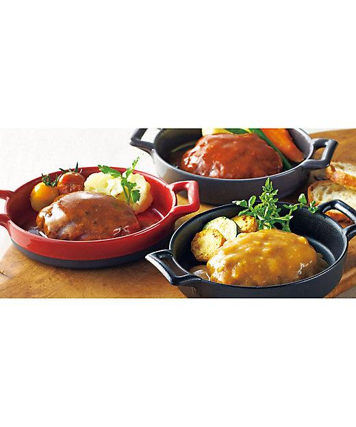 【お歳暮】【送料無料】3種のソース煮込み黒毛和牛ハンバーグセット【三越伊勢丹/公式】