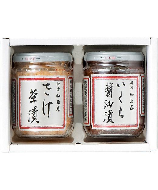 【お歳暮】<新潟加島屋> 味覚セット 【三越伊勢丹/公式】