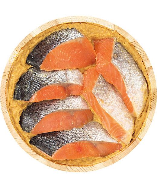 【お歳暮】<新潟加島屋> キングサーモン味噌漬 【三越伊勢丹/公式】