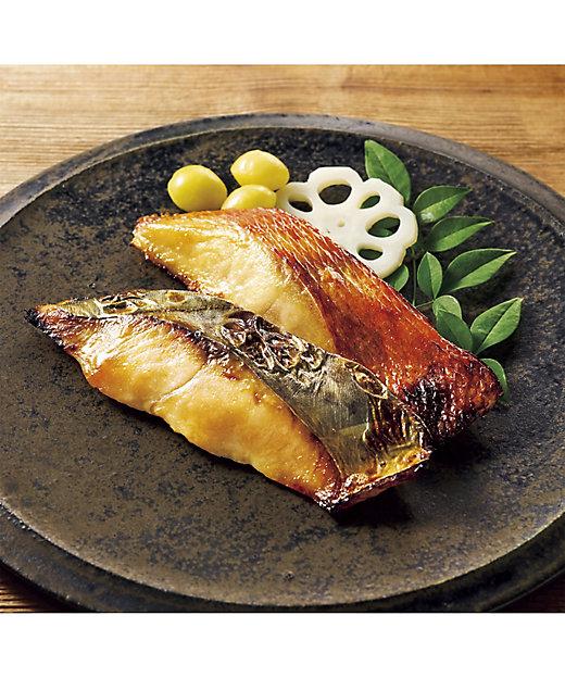 【お歳暮】<魚勢> 越乃寒梅酒粕・西京味噌ブレンド漬魚詰合せ 【三越伊勢丹/公式】