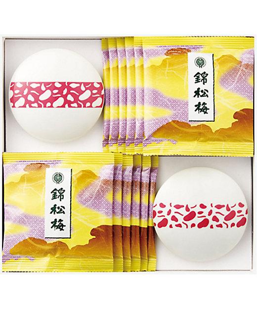 【お歳暮】<錦松梅> 限定ギフト錦松梅(有田焼容器・小袋) 【三越伊勢丹/公式】